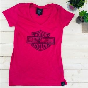 ❤️Harley Davidson short sleeve shirt